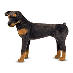 Melissa & Doug® Rottweiler - Plush