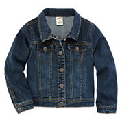 Arizona Denim Jacket - Girls 4-6x