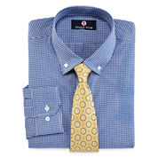Thomas Stone Dress Shirt and Tie Set
