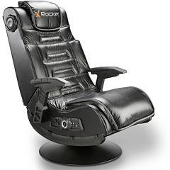 X-Rocker Pro Series Pedestal Audio Gaming Chair