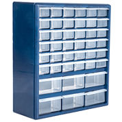 Stalwart™ Deluxe 42-Drawer Compartment Storage Box