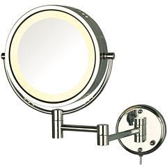 Jerdon Style Lighted Wall Mirror