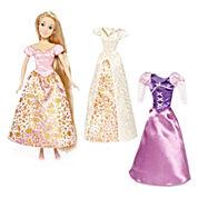 Disney Collection Rapunzel Wardrobe Doll Set