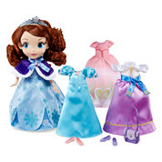 Disney Collection Sofia the First Wardrobe Doll Set