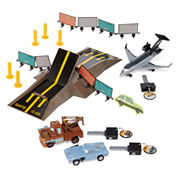 Disney Collection Cars Airport Battle Key Charger