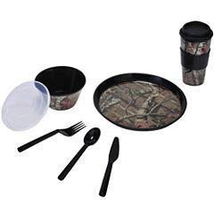 Mossy Oak® Break-Up Infinity Camouflage 6-pc. Lunch Set