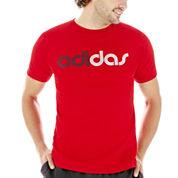 adidas® Uncorporate Logo 3 Tee