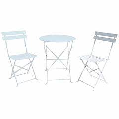 Carolina Chair & Table Malibu 3-pc. Bistro Set