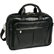 McKlein Pearson Leather Briefcase