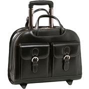 McKlein Davis Leather Laptop Case