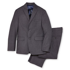 IZOD® Herringbone Jacket & Pants - Boys 8-20