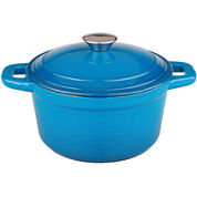 BergHOFF® Neo 5-qt. Round Cast Iron Casserole Dish