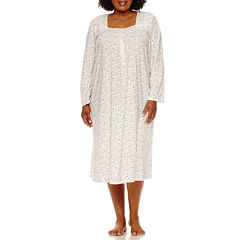 Earth Angels Long Sleeve Nightgown