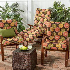 Outdoor Seat/Back Chair Cushion