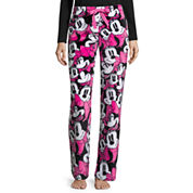 Disney Minnie Mouse Fleece Pajama Pants-Juniors