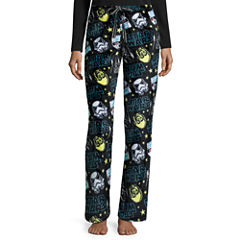 Disney Star Wars Fleece Pajama Pants-Juniors