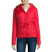Arizona Puffer Jacket-Juniors