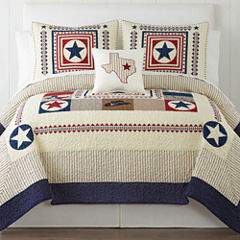 Home Expressions™ Texas Quilt & Accessories