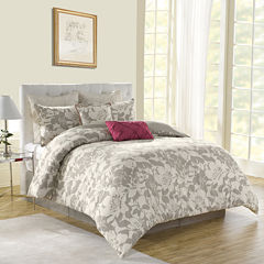 Soho Peony 8-pc. Comforter Set