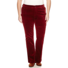 Corduroy Pants Red Pants for Women - JCPenney