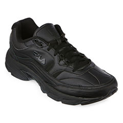 Fila® Memory Workshift Mens Slip-Resistant Athletic Shoes