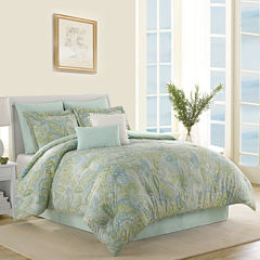 Soho Sea Glass 8-pc. Comforter Set