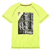 Reebok Short Sleeve T-Shirt-Big Kid Boys