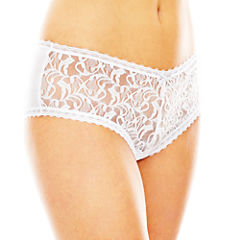 Maidenform Comfort Devotion Lace Cheeky Panties - 40870