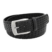 Stacy Adams® Braided Leather Belt
