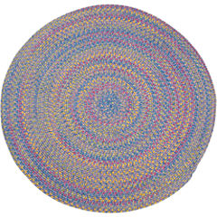 Colonial Mills® Allie Reversible Braided Round Rug