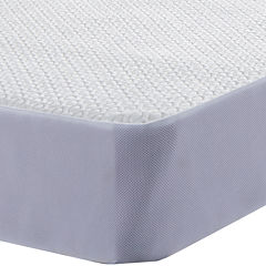 Cooling Jacquard Mattress Protector