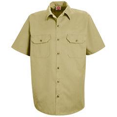 Red Kap® ST62 Utility Uniform Shirt–Big & Tall