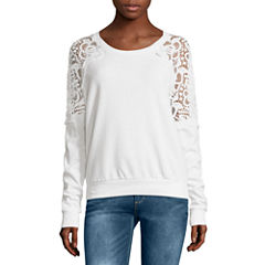 i jeans by Buffalo Lace Sweatshirt