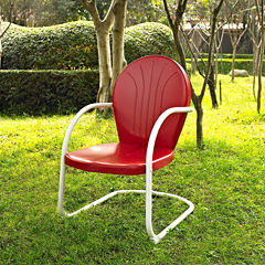 Griffith Metal Patio Dining Chair