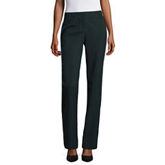Worthington® Modern Fit Straight-Leg Pants