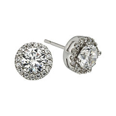 Diamonore™ 2 CT. T.W. Simulated Diamond Stud Earrings