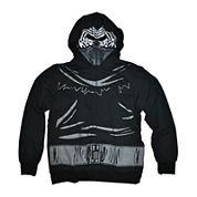 Star Wars: Force Awakens™ Kylo Ren Costume Fleece Full-Zip Hoodie