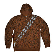Star Wars™ Chewbacca Costume Fleece Full-Zip Hoodie