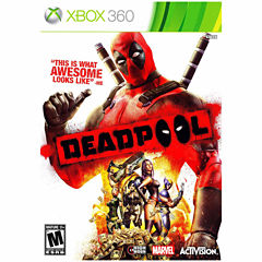 Deadpool Video Game-XBox 360