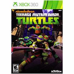 Teenage Mutant Ninja Turtle Video Game-XBox 360