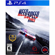 Need For Speed: Rivals Video Game-Playstation 4