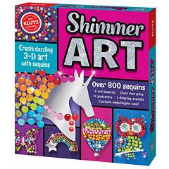 Kids Shimmer Art Set