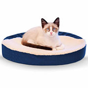 K & H Manufacturing Ultra Memory Oval Cuddle Nest