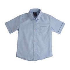 French Toast® Oxford Dress Shirt - Preschool Boys 4-7