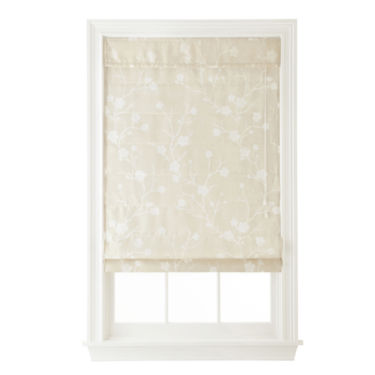 JCPenney Home Plum Shade Window