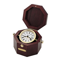 Bulova® Quartermaster Maritime Clock