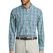 Dockers Plaid Button-Front Shirt
