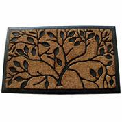 Tree of Life Rectangular Doormat - 24