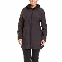 Champion® Hooded Rain Jacket - Plus