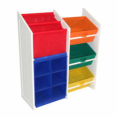 Riverridge Kids Kids Bookshelf-Painted